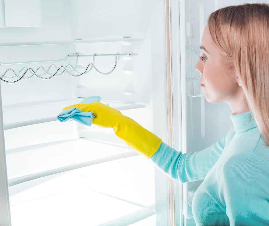 Consejos para limpiar tu nevera por dentro